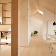 Wohnen unterm Dach schafft Platz
